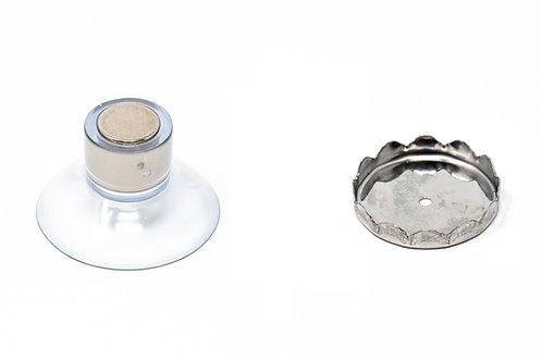 porte-savons minimaliste