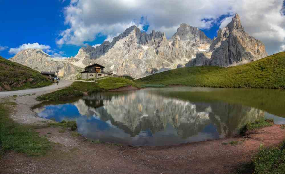 Passo Rolle, Italy