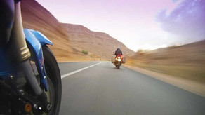 Best Spots On Your Motorcycle To Mount A GoPro Camera