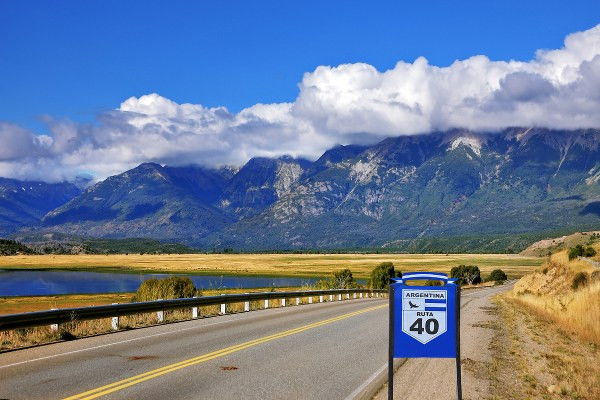 routa 40 motorcycle adventure road