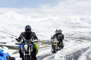 Winter Riding: 5 Tips and Tricks