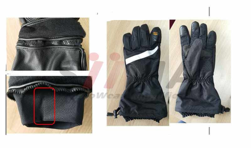 the wrist and rain overgloves structure of siima sibirsky adventure gloves