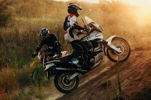 How Many Calories Does Motorcycling Burn?