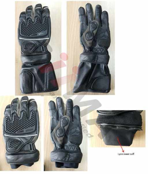 sample views of different changes of siima sibirsky adventure gloves