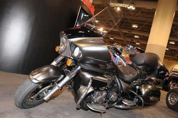 Kawasaki Vulcan 1700 Voyager ABS