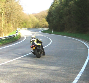 Professional advise: Tips and tricks for safer motorcycle street riding