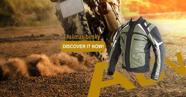 siima sibirsky super adventure jacket spinning wheel and dirt