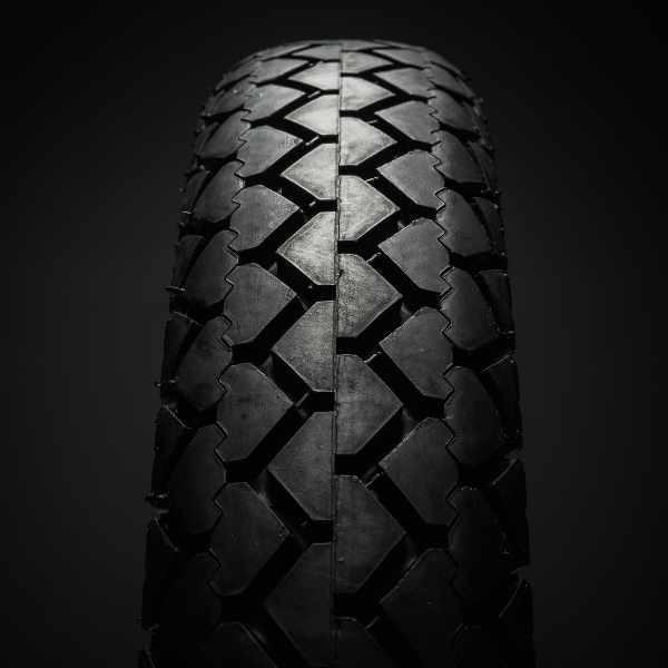 motorbike dual compund tires