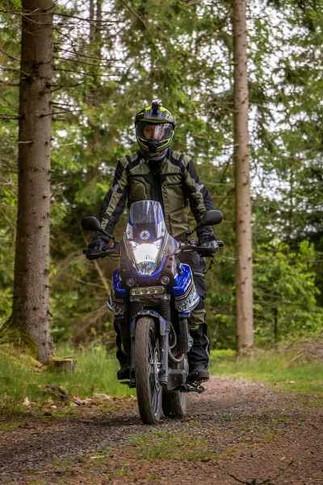 nclas oberg in trans european trail in s