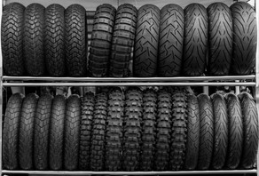 5 Benefits Of Tubeless Motorcycle Tires
