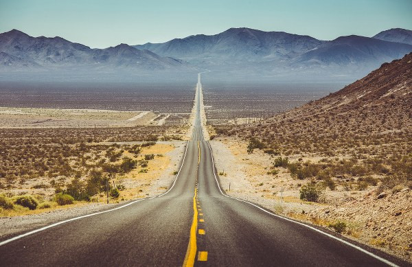 route 66 in the united states , motorcycle road