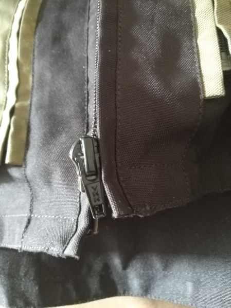 YKK zippers siima sibirsky