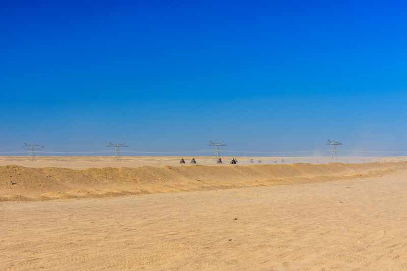 Luxor-al-Hurghada in Egypt