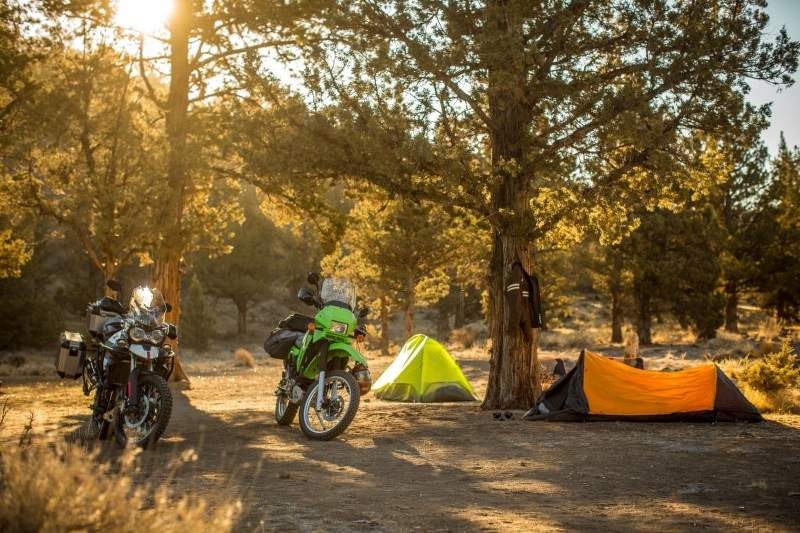 adventure-motorcycle-camp-site-in-forest-with-tents_800x533