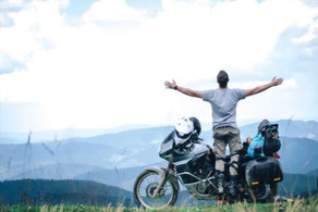 A Few Words About the Psychology of Motorcycle Riding