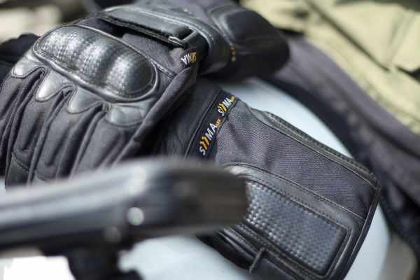 siima sibirsky adventure gloves prototype