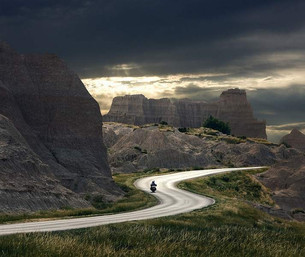 7 Best Adventure Motorcycle Trails In the United States