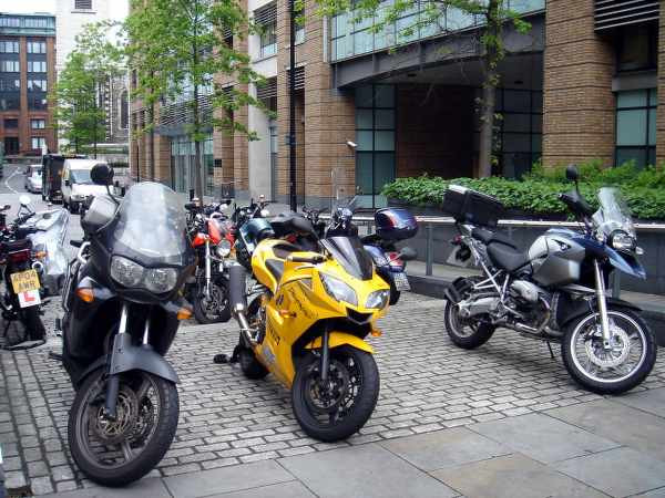 adventure, touring and superbike motorcycles