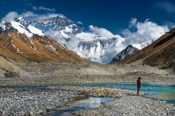 from_Tibet_to_Everest_by_motorbike