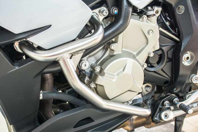 motorcycle engine protection bars