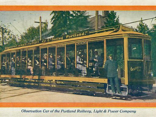 Seeing Portland, 1915