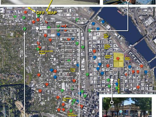 Development Map - May 2021