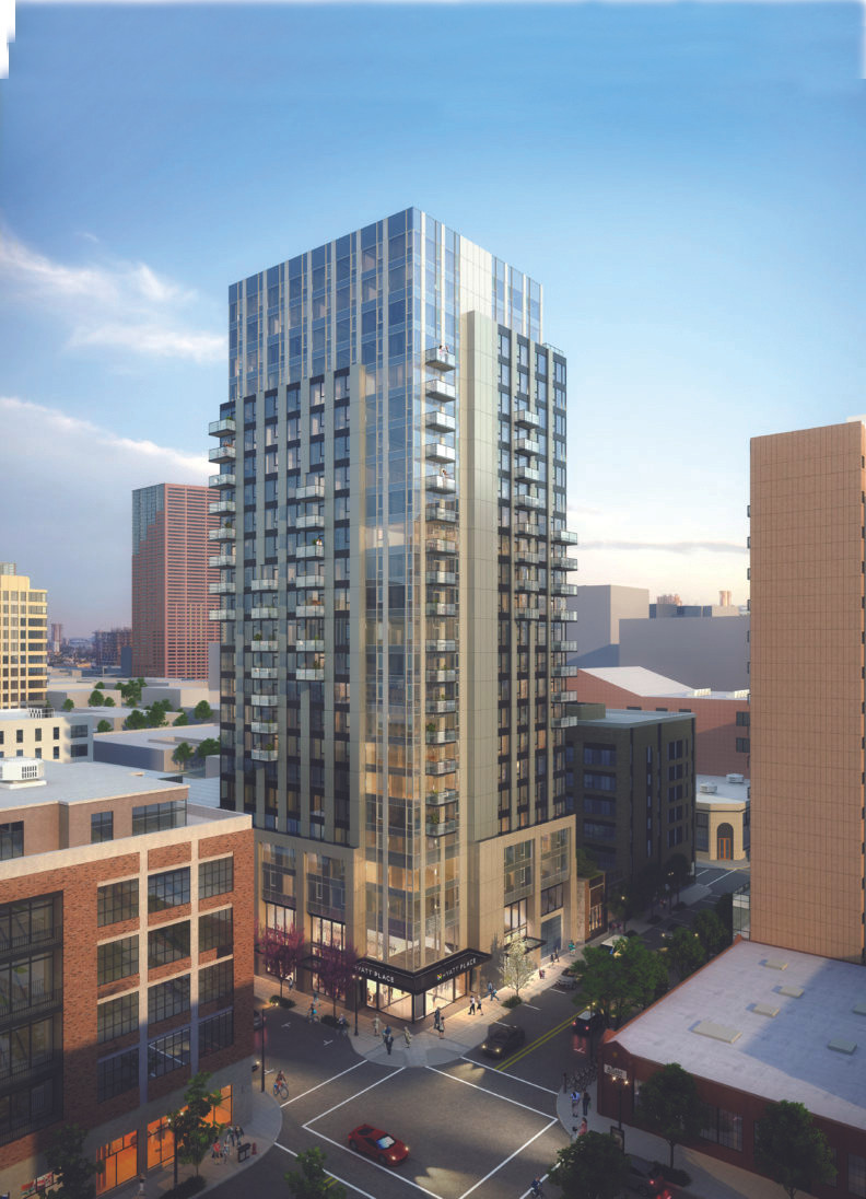 The proposed 23-story Hyatt Place building, now in limbo awaiting an appeal to City Council, faces another hurdle - bad timing