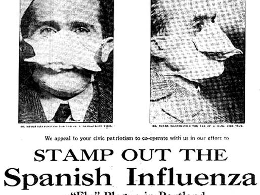 Portland replays 1918 pandemic