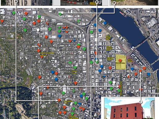 September 2021 Development Map