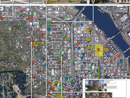 August 2021 Development Map