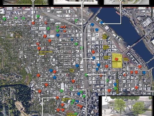 November Development Map