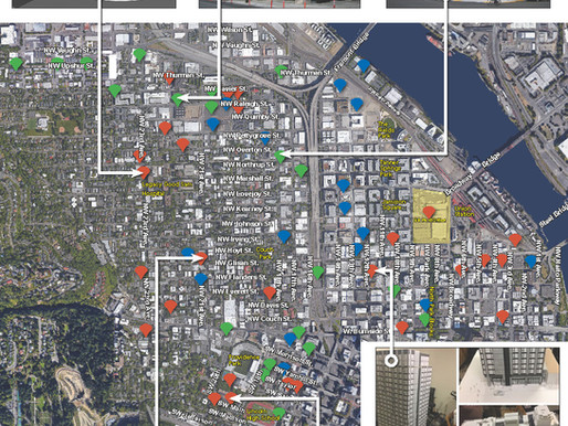 October 2020 Development Map