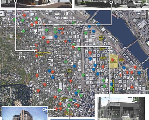 June 2021 Development map