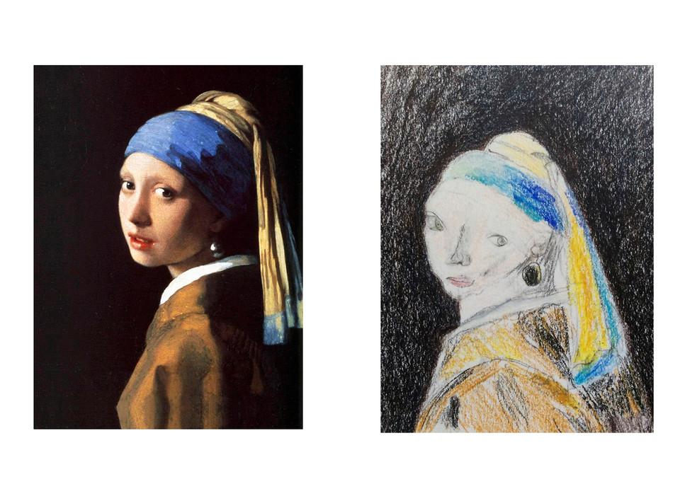 Vermeer - Clémence