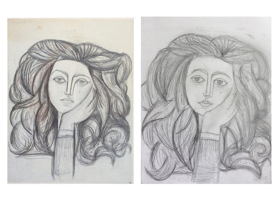 Picasso - Océane