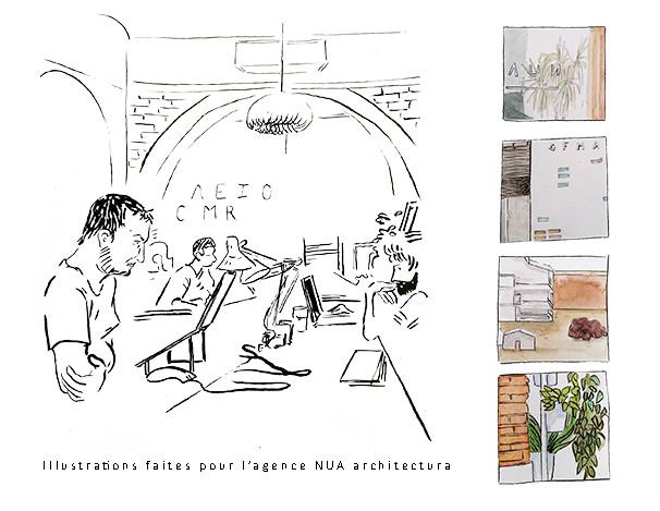 NUA architecture