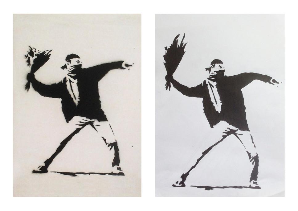 Banksy - Océane