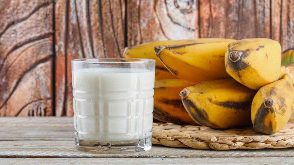 Lácteos y banana: una combinación poderosa, deliciosa y nutritiva para el día a día
