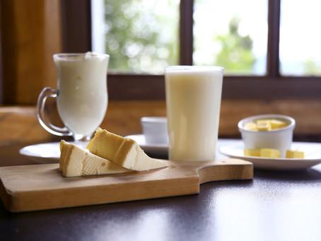 Buena salud y nutrición están respaldadas por el consumo de lácteos