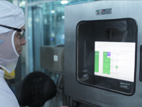 ¿Cómo se procesa industrialmente la leche?