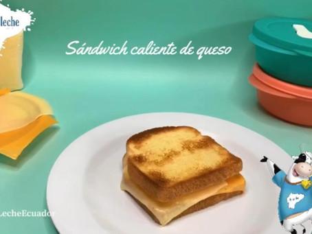 Regreso a clases virtual: los lácteos se imponen como el snack ideal
