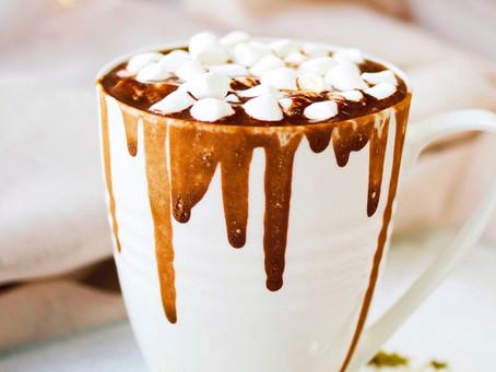 Chocolate con marshmallows