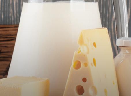 ¿Proteínas lácteas?