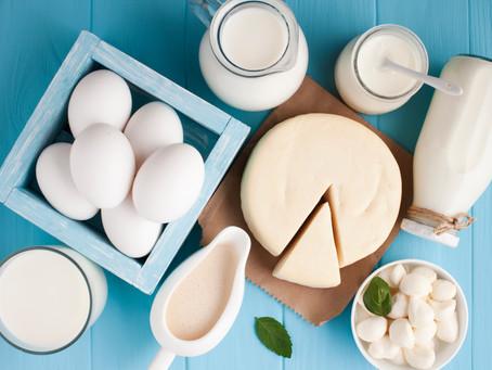 Beneficios de los lácteos en los adultos mayores