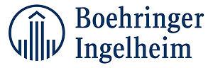Boehringer Ingelheim logo white backgrou