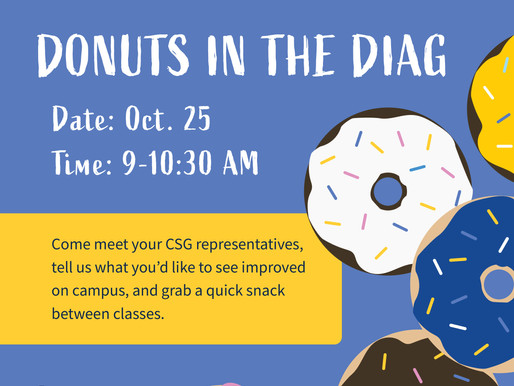 Meet CSG with Donuts on the Diag