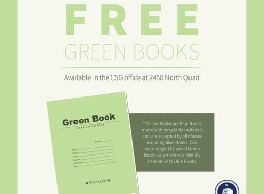 Free Green Books