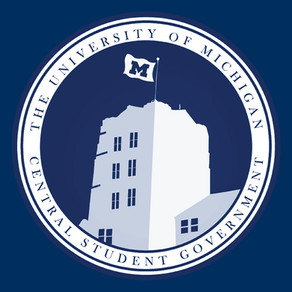 Agenda for October 12th Assembly Meeting