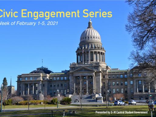 CSG's Civic Engagement Series