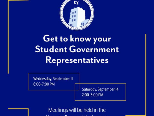 Get to Know CSG at Our Mass Meetings